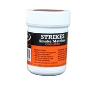 inchStrikesinch Smoke Matches Tub of 25