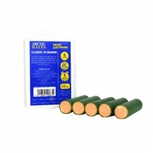 Smoke Cartridges Classic 18g (Pack of 5) Orange