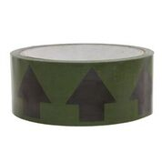 ID Tape inchArrowsinch Green/Black 38mm x 33m