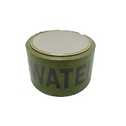 ID Tape inchHot Waterinch Blk/Green 38mm x 33m