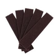 Abrasive Nylon Strips (Pack of 5)