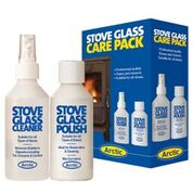 Arctic Woodburner Stove Glass Care Kit
