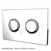 Concealed Cistern Dual Flush Push Plates
