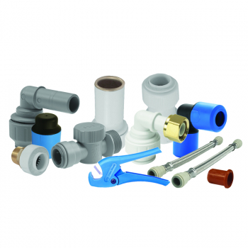 Pipelife Qual Fit Straight Spigot Reducer
