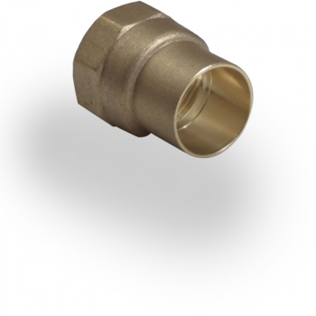 Female Iron Coupler