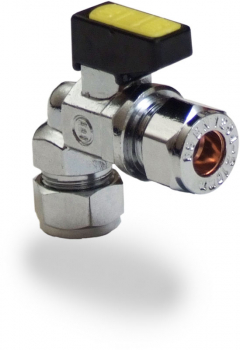 Angled Mini Ball Valves