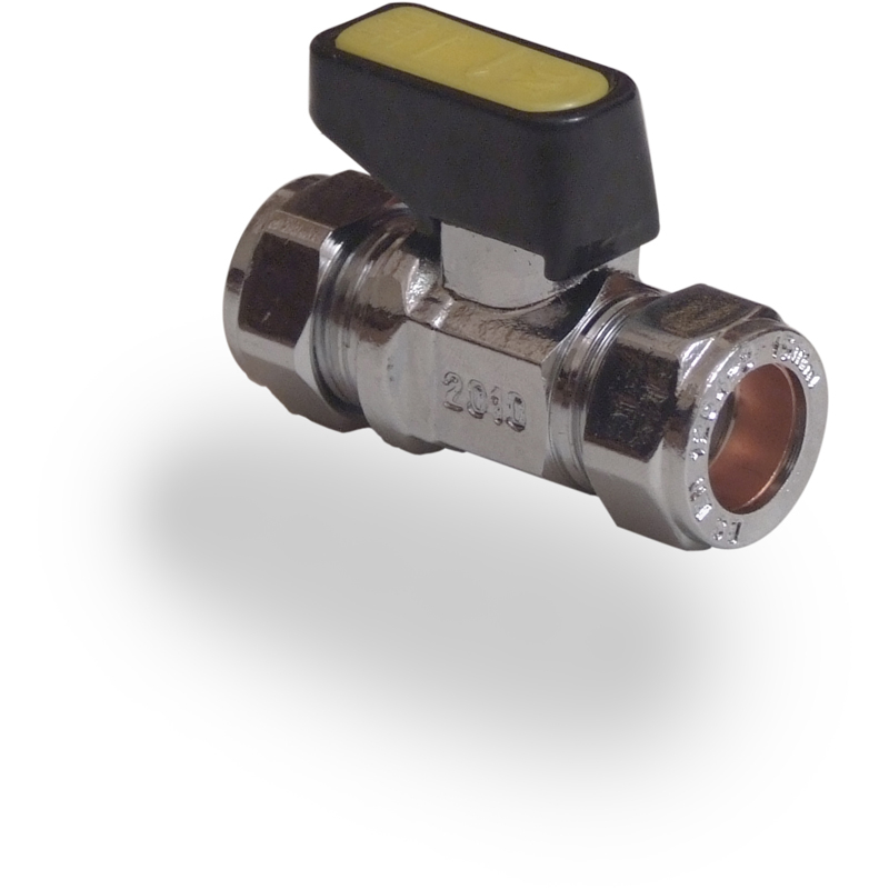 Compression Mini Ball Valve