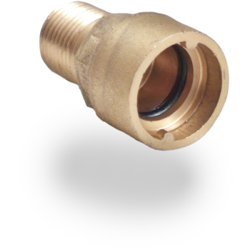 Straight Bayonet Socket Natural Gas and LPG