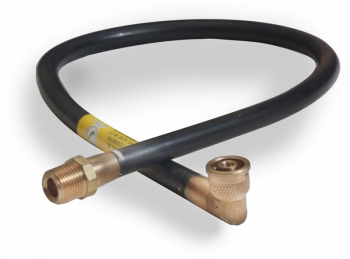 3/8inch Cooker Hose Microline Natural Gas