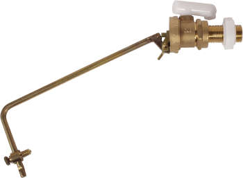 Brass Float Valves Part 2 Bent Arm