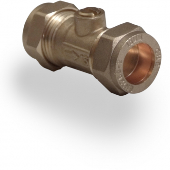 Brass Isolation Valve