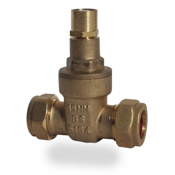 BS Gate Valves with Lockshield